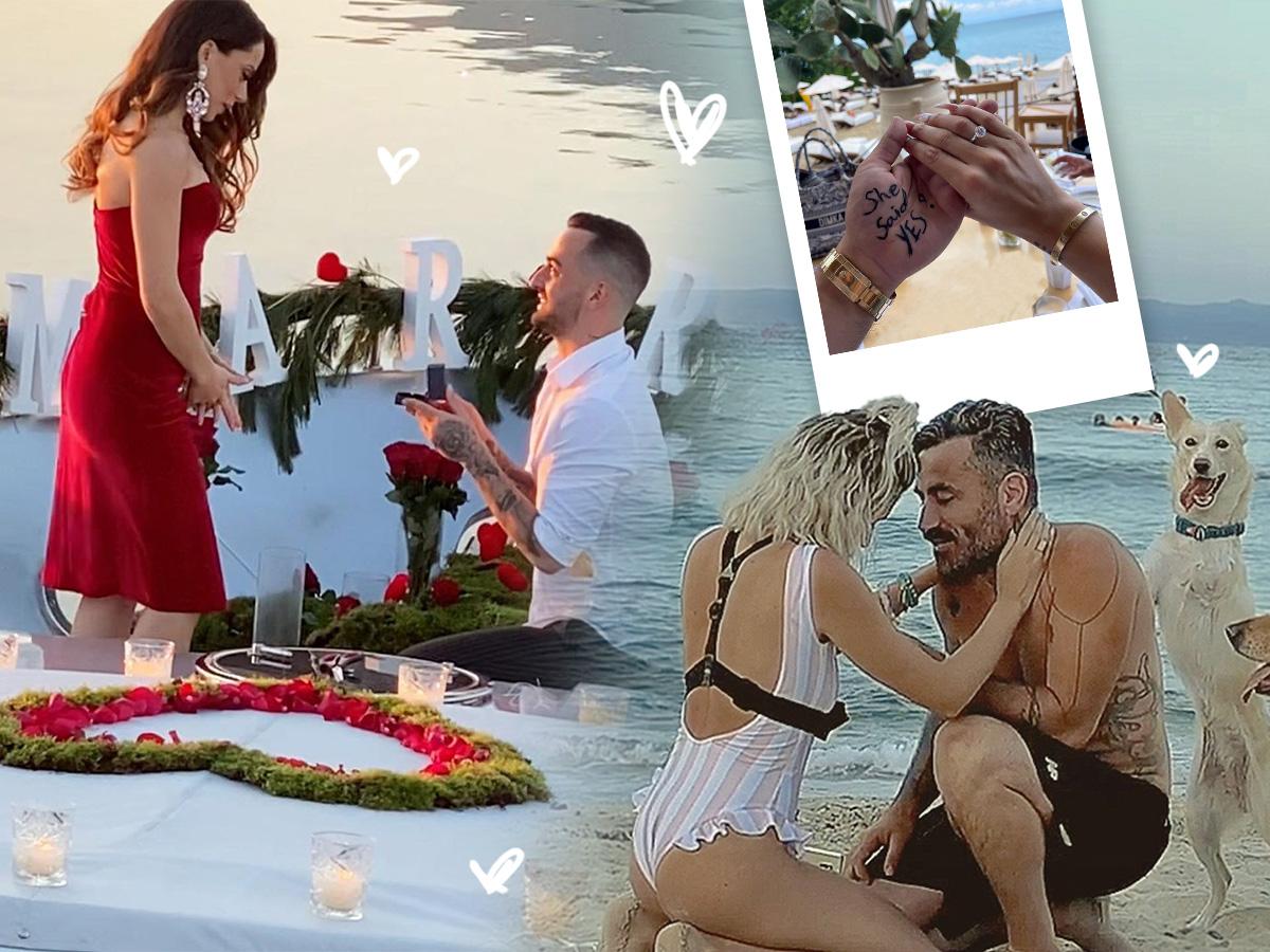 Οι πιο ρομαντικές προτάσεις γάμου στη showbiz που έφεραν ευτυχία και δάκρυα συγκίνησης