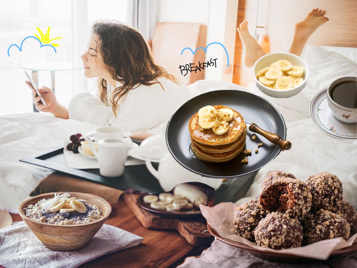 Καλοκαιρινό πρωινό: 5 θρεπτικές συνταγές με βρώμη για να ξεκινήσεις την μέρα σου σωστά