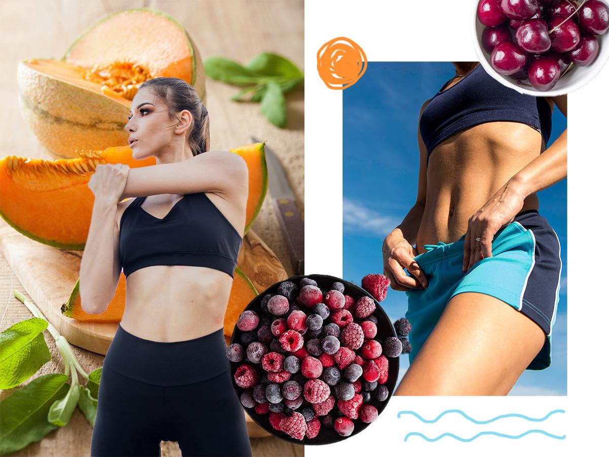"""Γυμνάζεσαι; Τα φρούτα που θα σε βοηθήσουν να """"χτίσεις"""" μύες"""