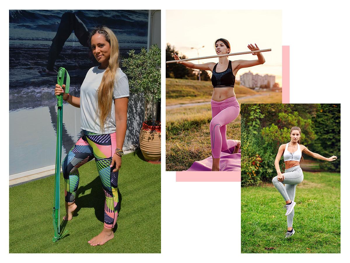 Καλοκαιρινή γυμναστική: Ασκήσεις για όλο το σώμα με ένα μόλις… σκουπόξυλο