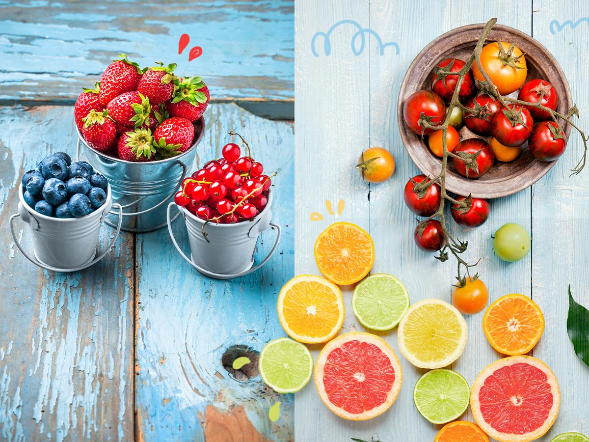 Ξεκινάς αποτοξίνωση; Τα φρέσκα φρούτα και λαχανικά που δεν πρέπει να λείπουν από το πιάτο σου