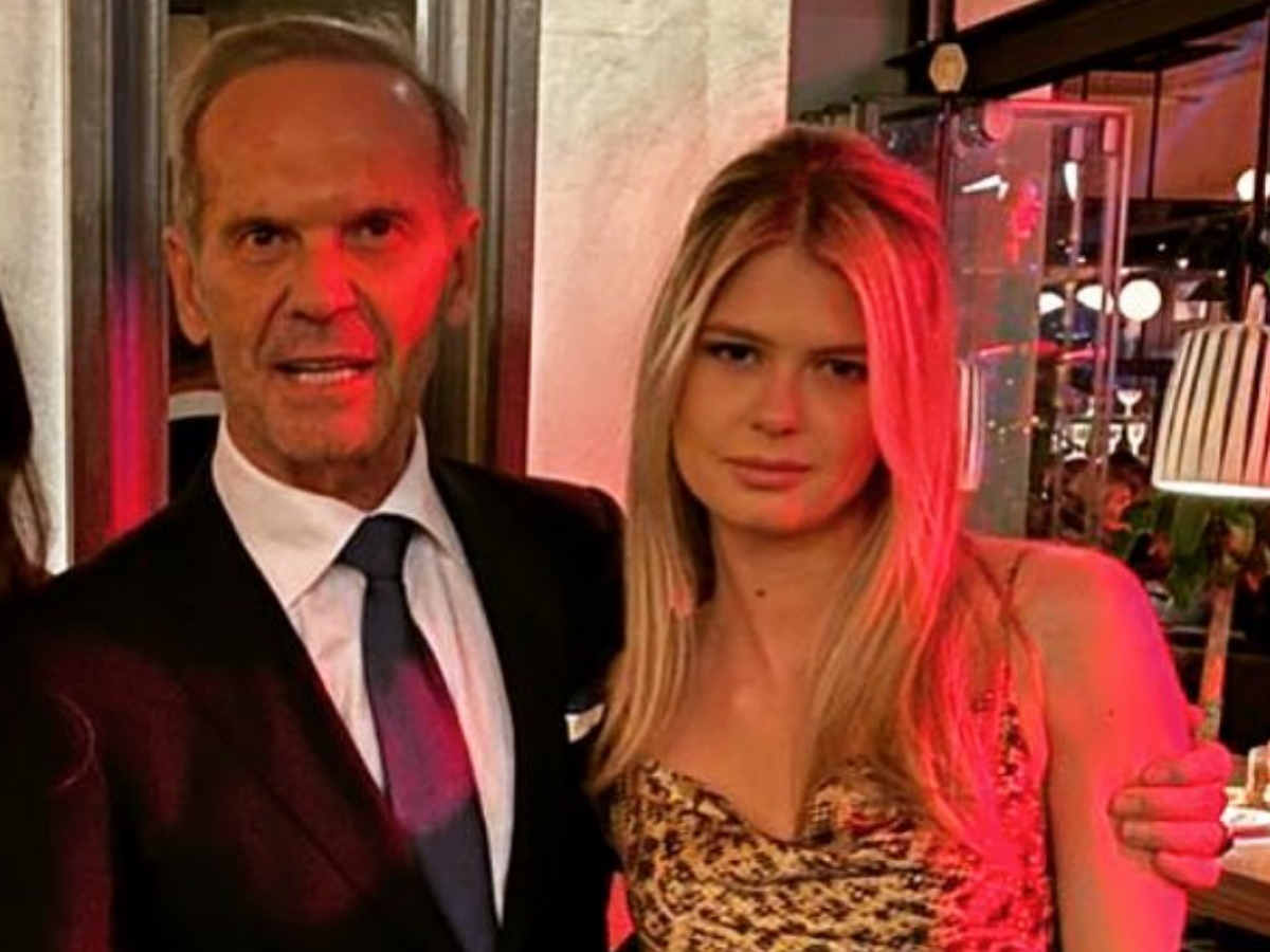 Πέτρος Κωστόπουλος: Συναντήθηκε με την κόρη του Αμαλία μετά από αρκετούς μήνες