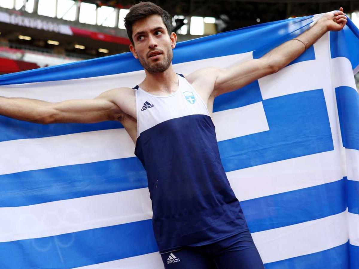 Ολυμπιακοί Αγώνες: Χρυσός ο Μίλτος Τεντόγλου στο μήκος – Έγραψε ιστορία