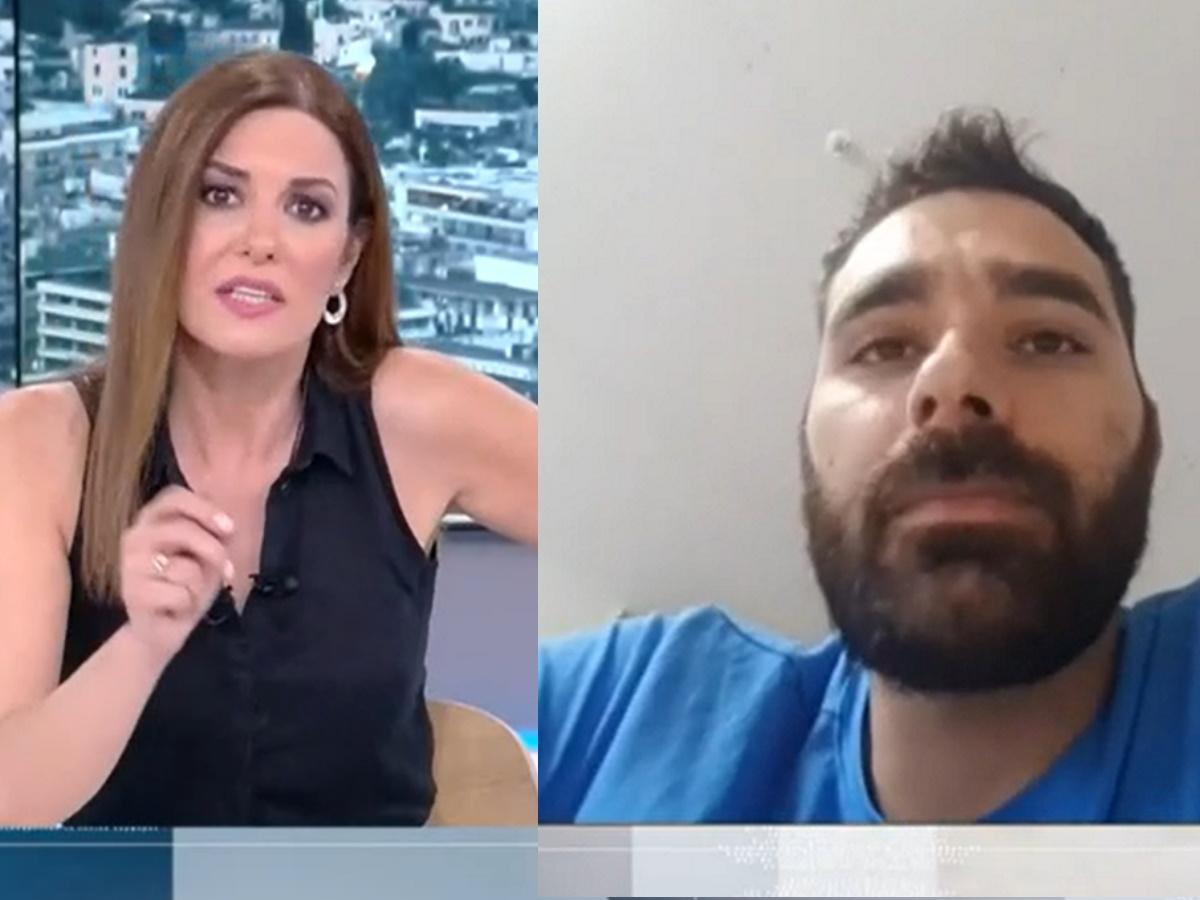Θοδωρής Ιακωβίδης: Η νέα κατάθεση ψυχής του ραγίζει καρδιές – Συγκλονισμένη η Φαίη Μαυραγάνη