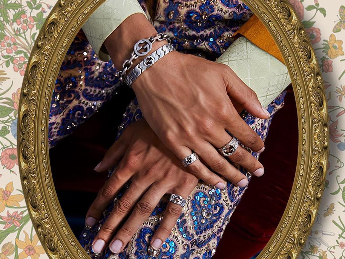Η Gucci κάνει μία ρετρό φωτογράφηση για την νέα της συλλογή