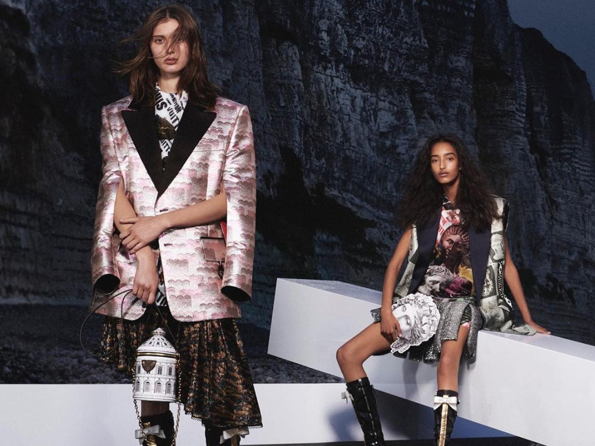 Αυτή η Louis Vuitton καμπάνια μας δείχνει πως θα ήταν σήμερα οι Ελληνίδες θεές