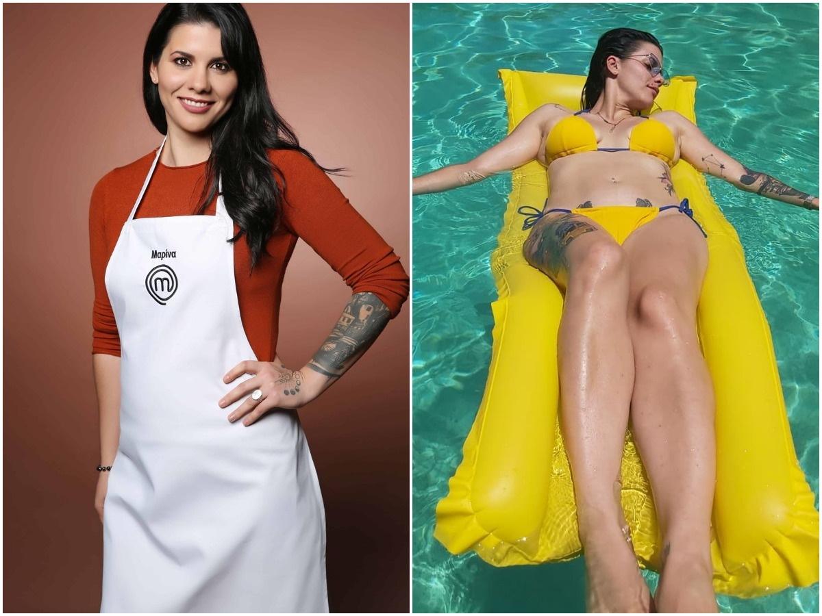Μαρίνα Ντεμολλάι: Η πρώην παίκτρια του MasterChef δέχτηκε ειρωνικά σχόλια για τις φωτογραφίες από την πισίνα