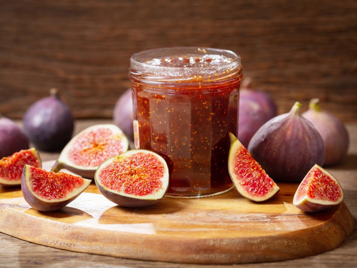 Συνταγή για σπιτική μαρμελάδα σύκο