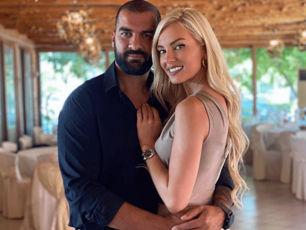Τζούλια Νόβα – Μιχάλης Βιτζηλαίος: Σήμερα γάμος γίνεται για την εγκυμονούσα παρουσιάστρια και τον σύντροφό της