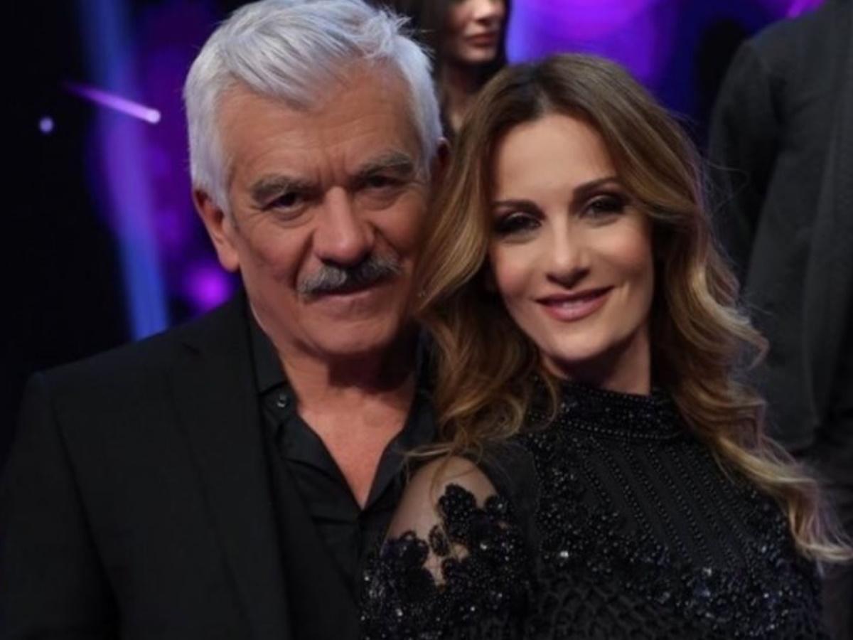 """Γιώργος Γιαννόπουλος: """"Δεν κατάλαβα ότι η Δέσποινα Ολυμπίου απέβαλε στη σκηνή του J2US, το έμαθα μετά"""""""