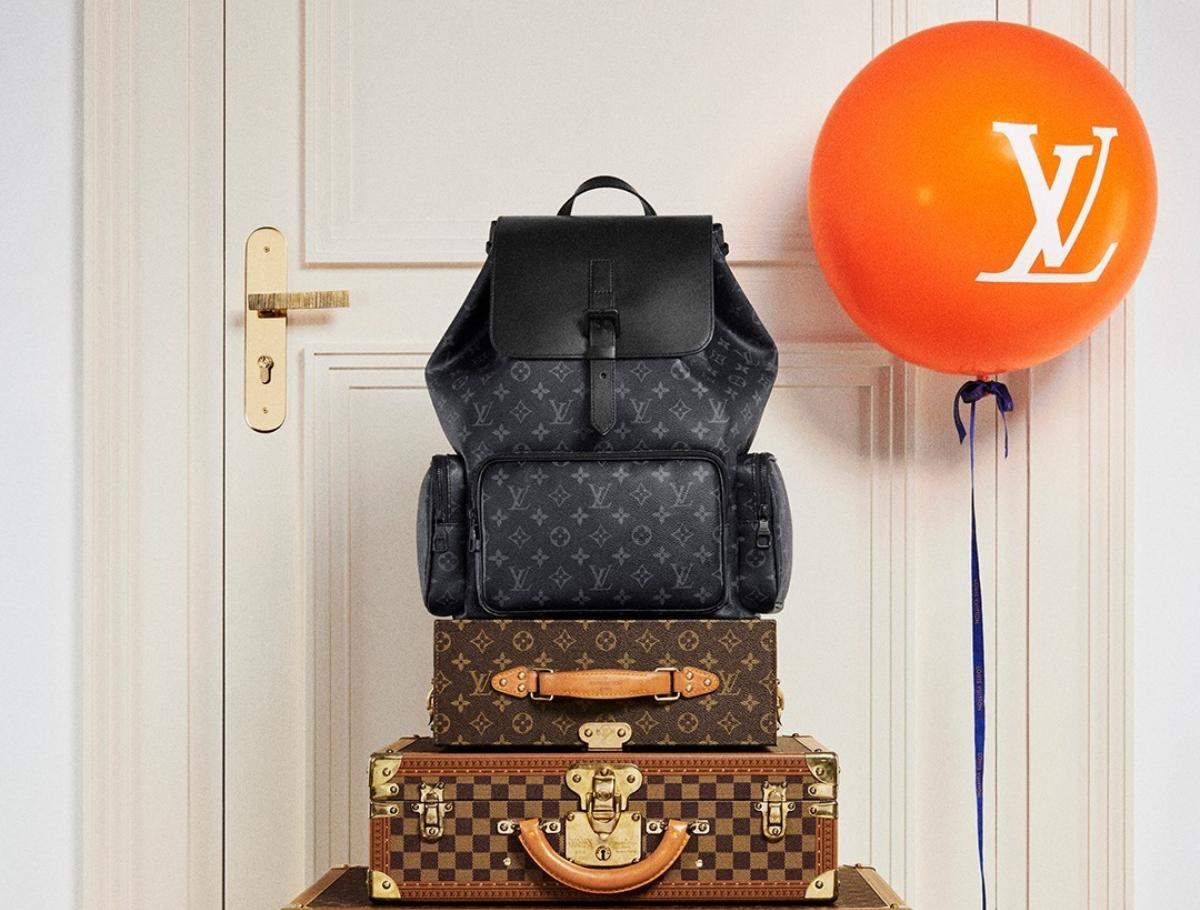 Ο οίκος Louis Vuitton γιορτάζει σήμερα 200 χρόνια από τη γέννηση του ιδρυτή του