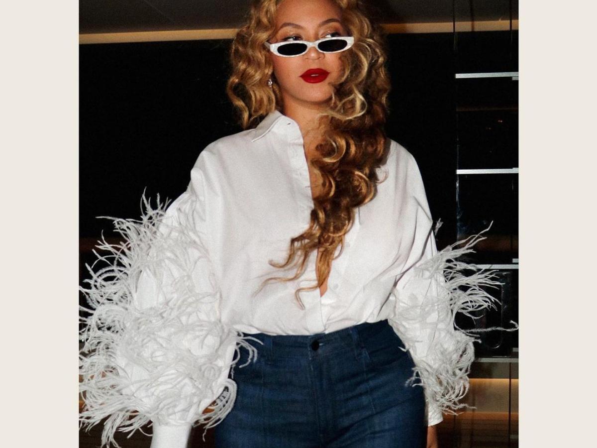 Δεν θα πιστεύεις τι clutch κράτησε η Beyonce με αυτό το look