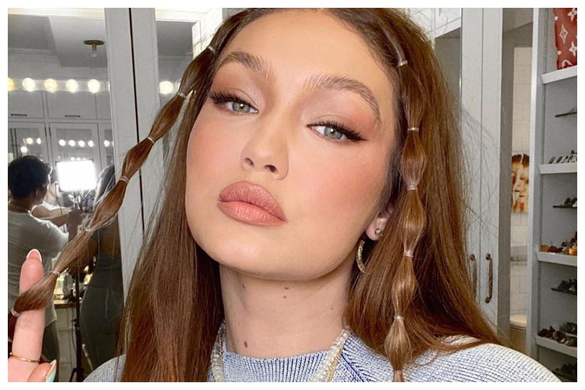 Gigi Hadid: Το twist στο κλασικό cat eye που θα σε ξετρελάνει