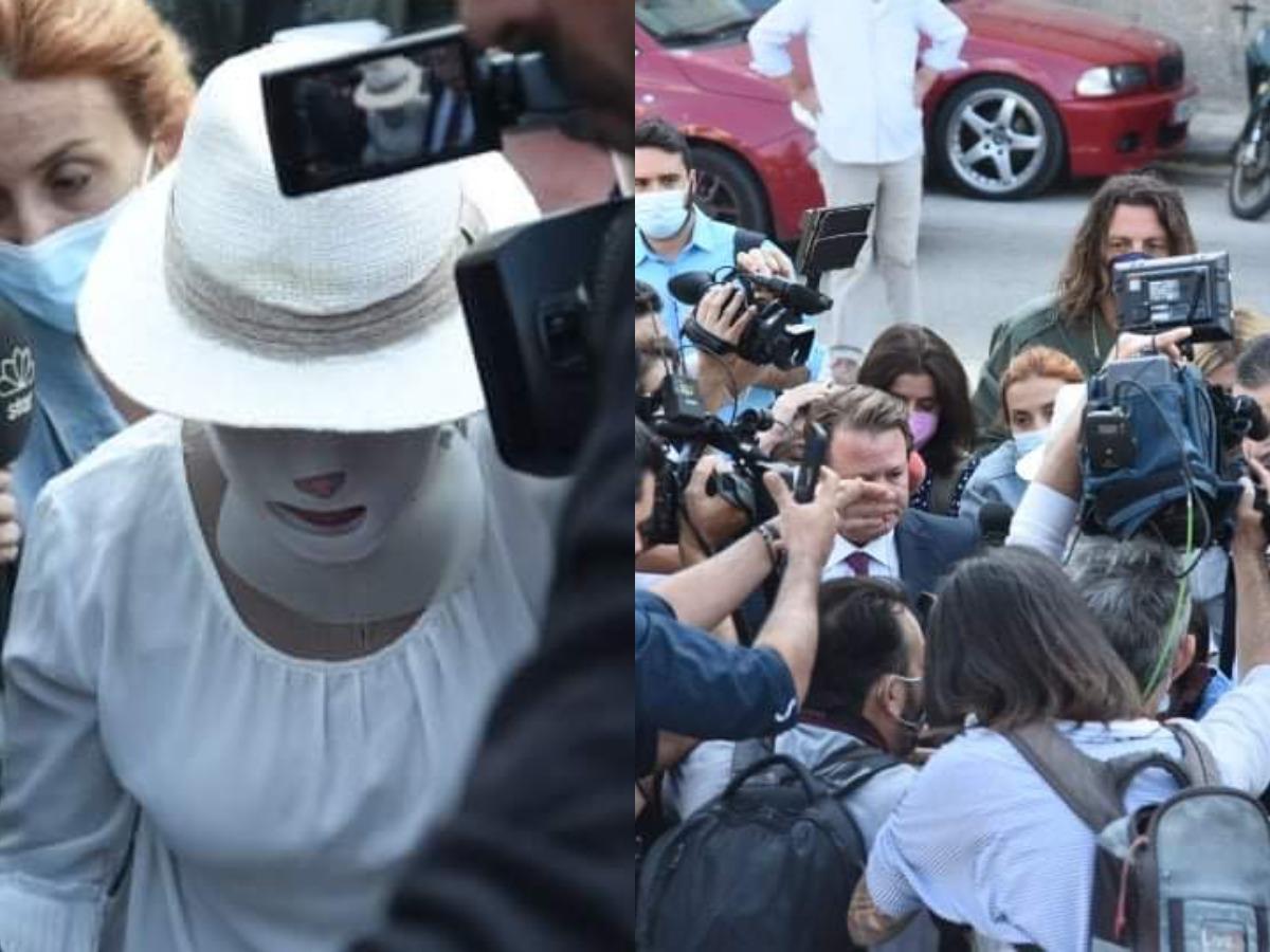 Επίθεση με βιτριόλι: 16 λέξεις η ψυχρή δήλωση της κατηγορουμένης για την απουσία της από τη δίκη