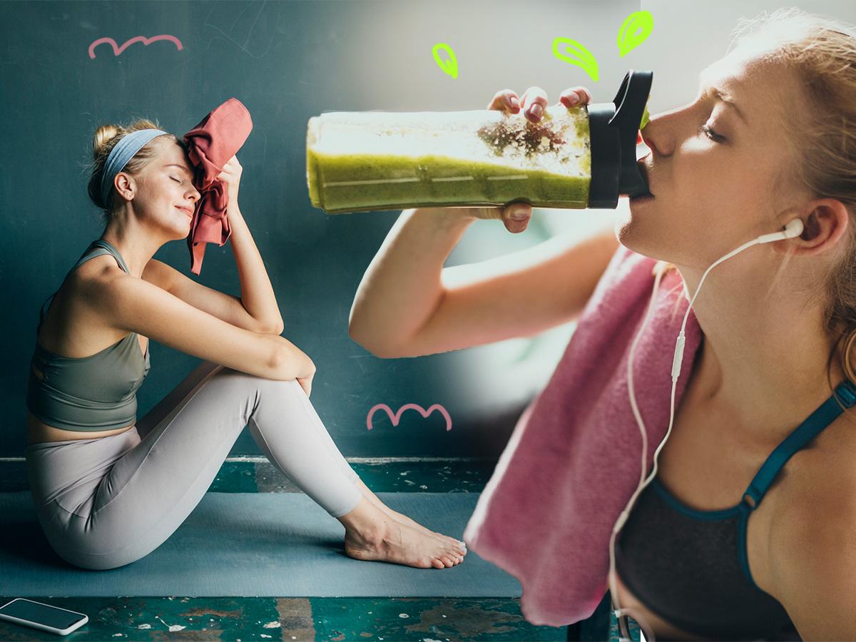Μετά την άσκηση: Πώς θα κρατήσεις τον μεταβολισμό σου σε υψηλά επίπεδα