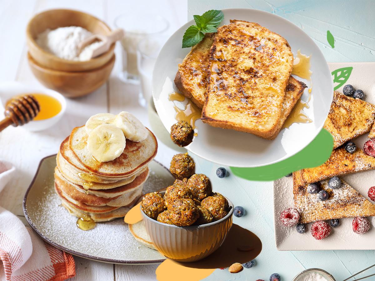 Υγιεινό και Light Brunch: 5 συνταγές για να νοστιμίσεις την ημέρα σου