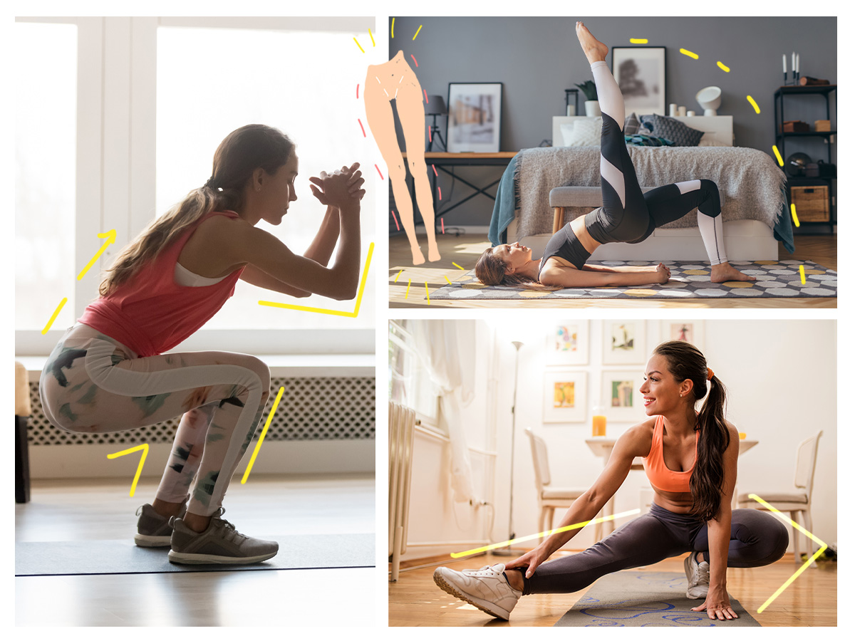 Καλλίγραμμα πόδια σε ένα μήνα: Οι ασκήσεις που θα σε βοηθήσουν να τα αποκτήσεις