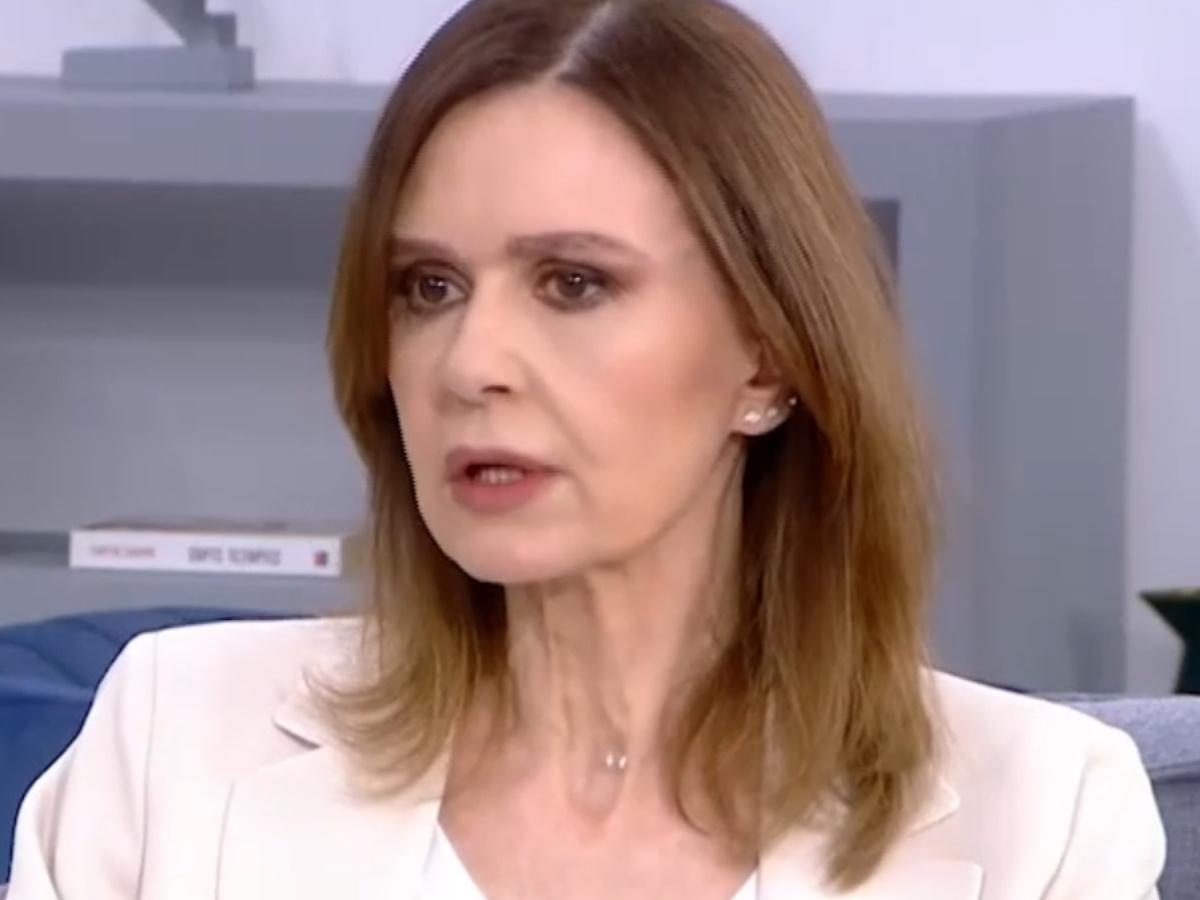 """Η Κάτια Δανδουλάκη αντιδρά για την Ελισάβετ Κωνσταντινίδου: """"Να βρούμε ένα κοινό σημείο πλεύσης; Δεν υπάρχει"""""""