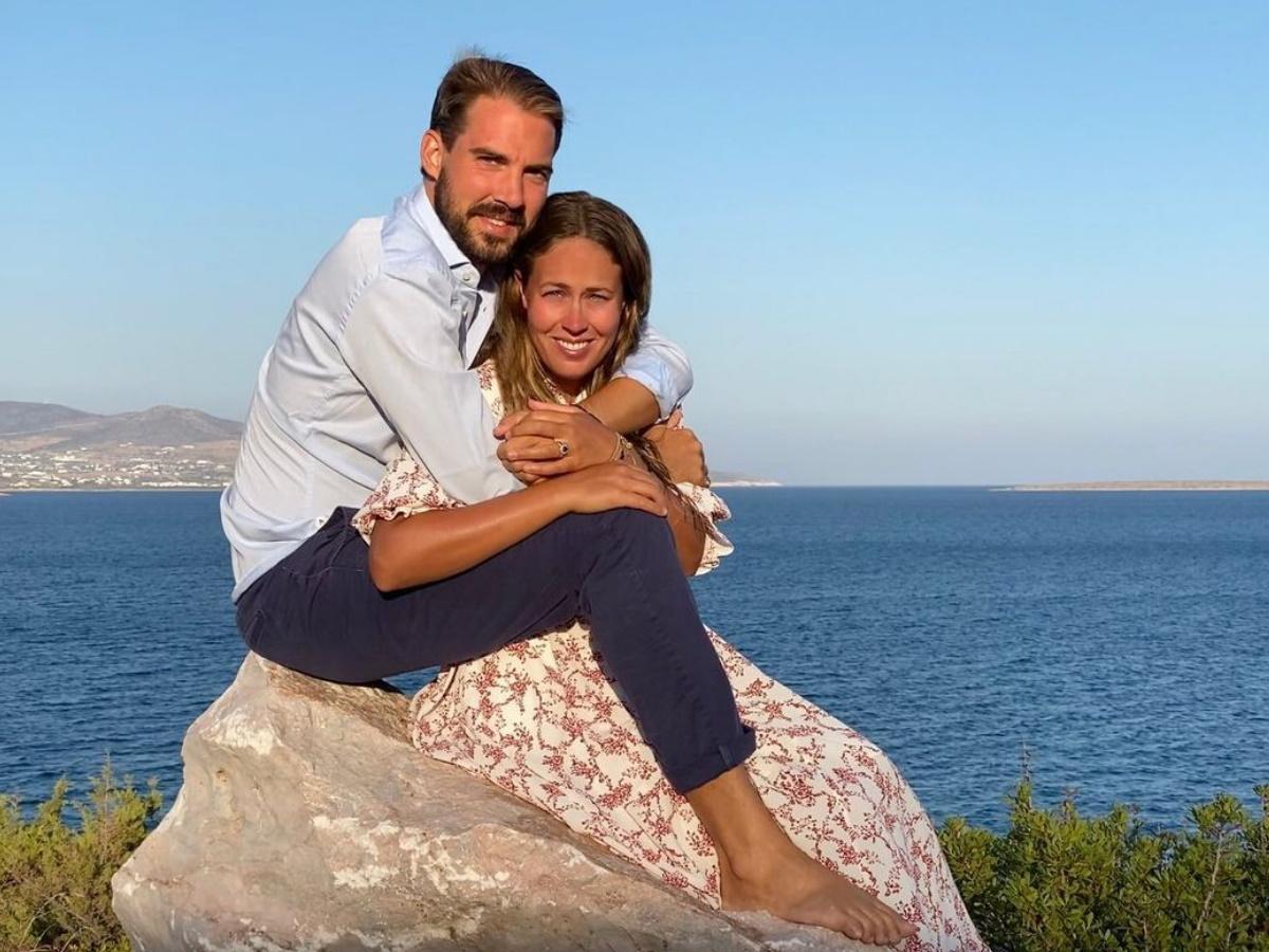 Φίλιππος – Νίνα Φλορ: Μια ανάσα πριν τον θρησκευτικό τους γάμο που θα γίνει στη χώρα μας