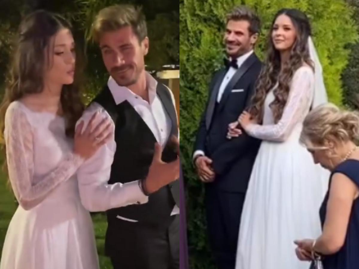 Άκης Πετρετζίκης: Έτσι πέρασε το πρωινό του μετά τον γάμο με την Κωνσταντίνα Παπαμιχαήλ – Το στιγμιότυπο με τον γιο του