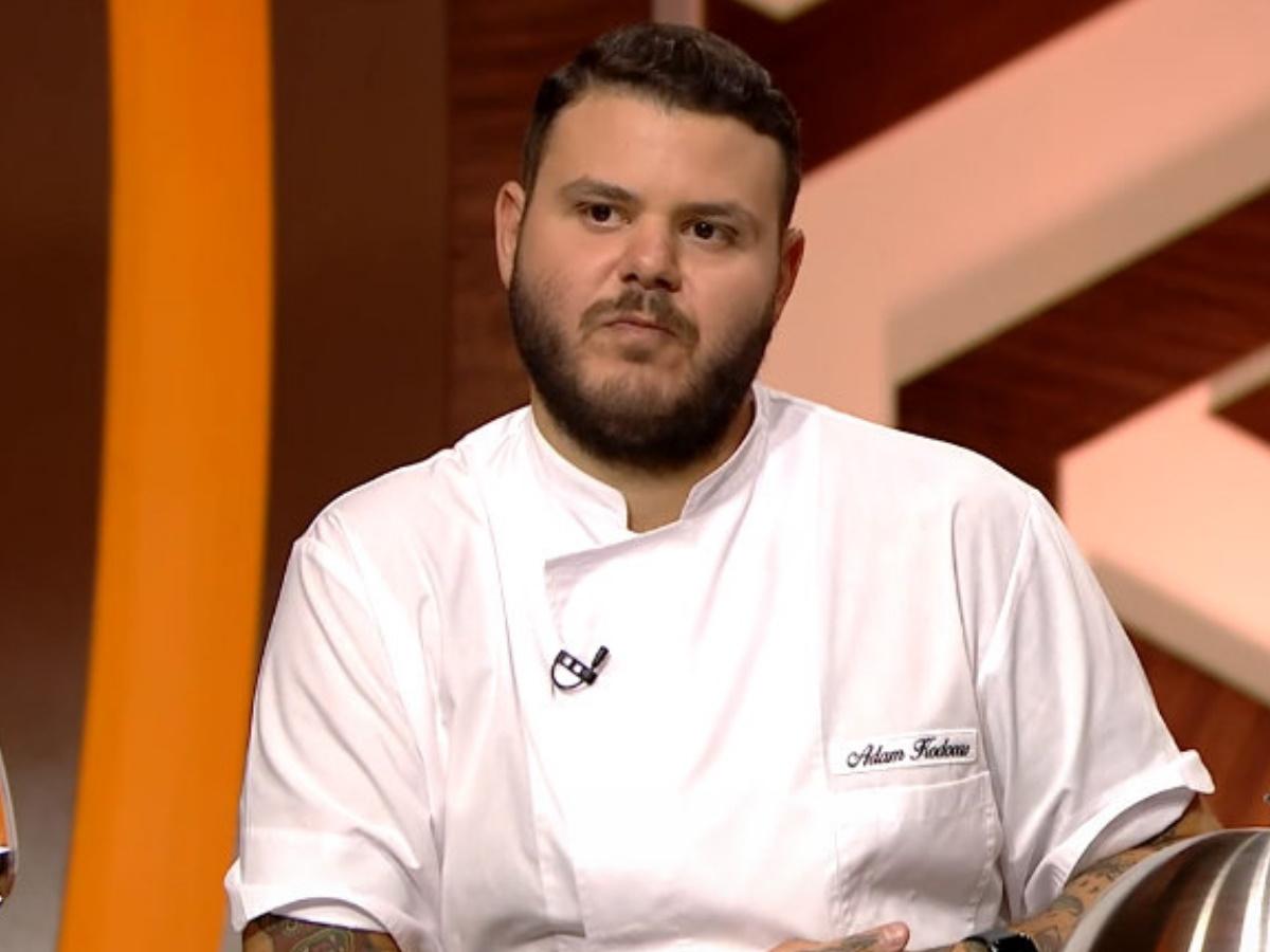 """Game of Chefs: Συγκίνησε ο Άνταμ Κοντοβάς μιλώντας για το σοβαρό ατύχημα – """"Παραλίγο να μη γίνω μάγειρας"""""""