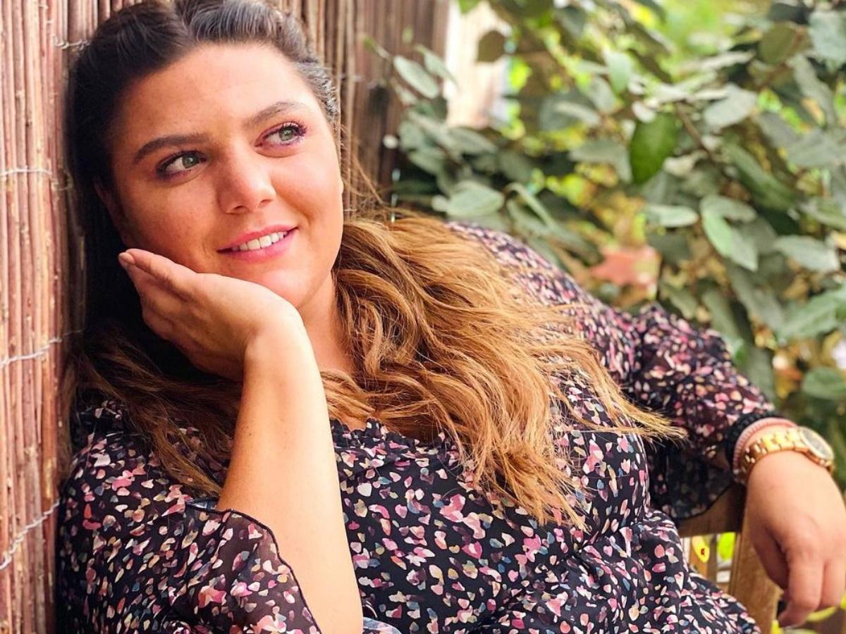 Δανάη Μπάρκα: Παρ' ολίγον φωτιά στο καμαρίνι της – Με τα εσώρουχα στους διαδρόμους του Mega η παρουσιάστρια