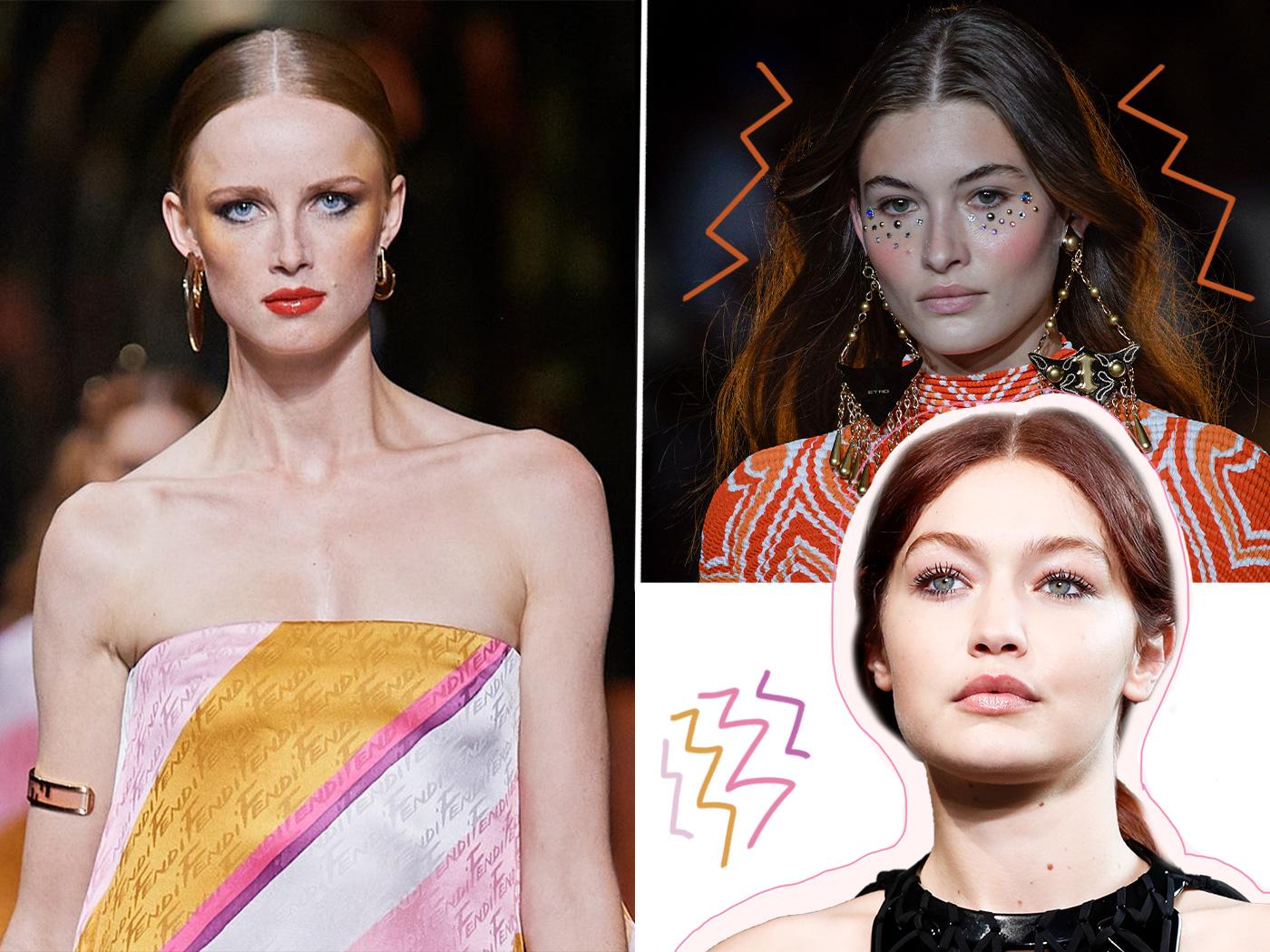 Εβδομάδα Μόδας στο Μιλάνο: Τα ωραιότερα beauty trends
