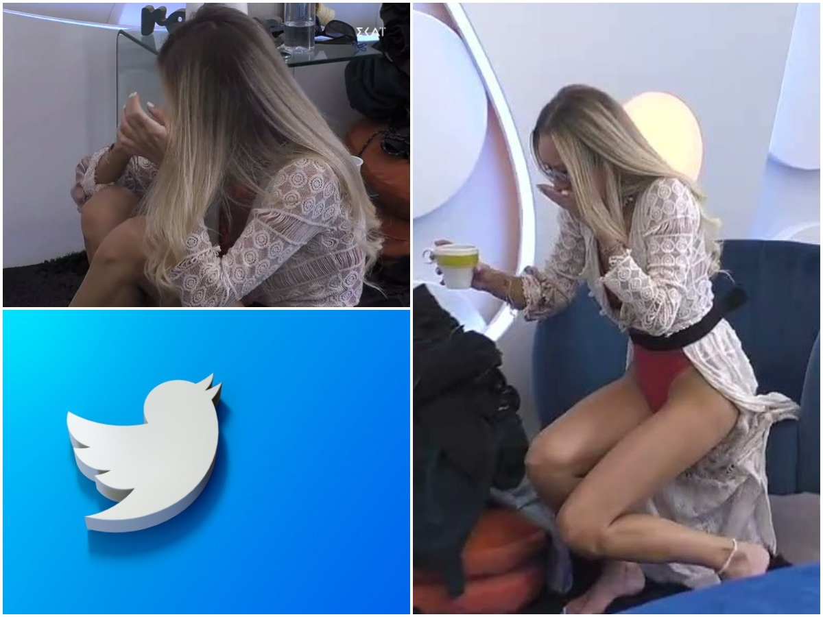 Big Brother: Δεν ξανάγινε – Έντομο εισέβαλε στο σπίτι και στο twitter έγινε πανικός με την αντίδραση της Μαίρης
