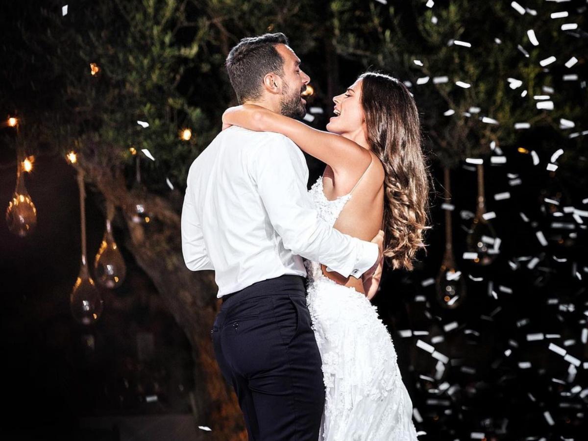 Σάκης Τανιμανίδης – Χριστίνα Μπόμπα: Η επέτειος γάμου και η ερωτική εξομολόγηση