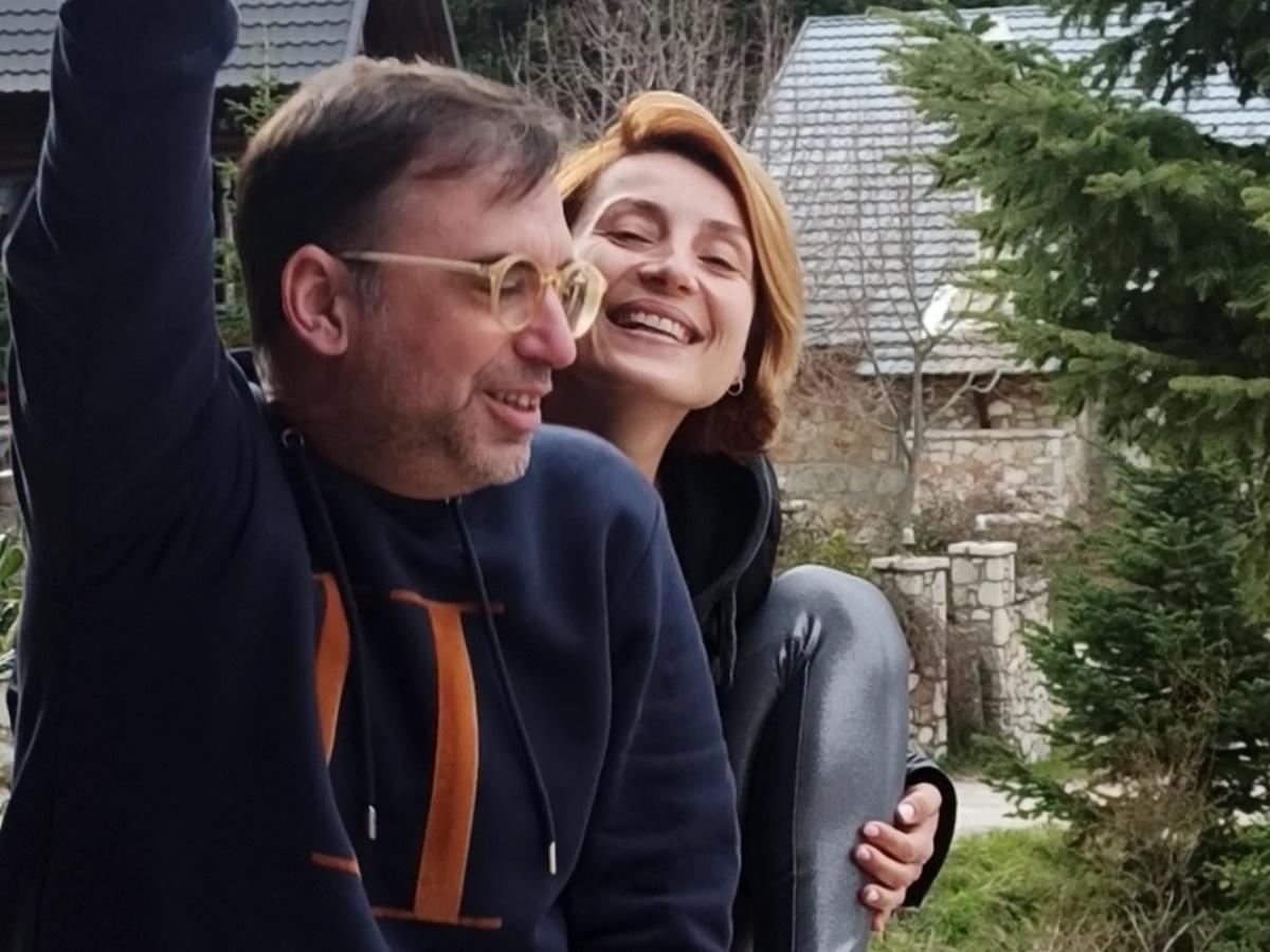 Eυδοκία Ρουμελιώτη: Παραμένει full in love με τον σύζυγό της – Η τρυφερή ανάρτηση