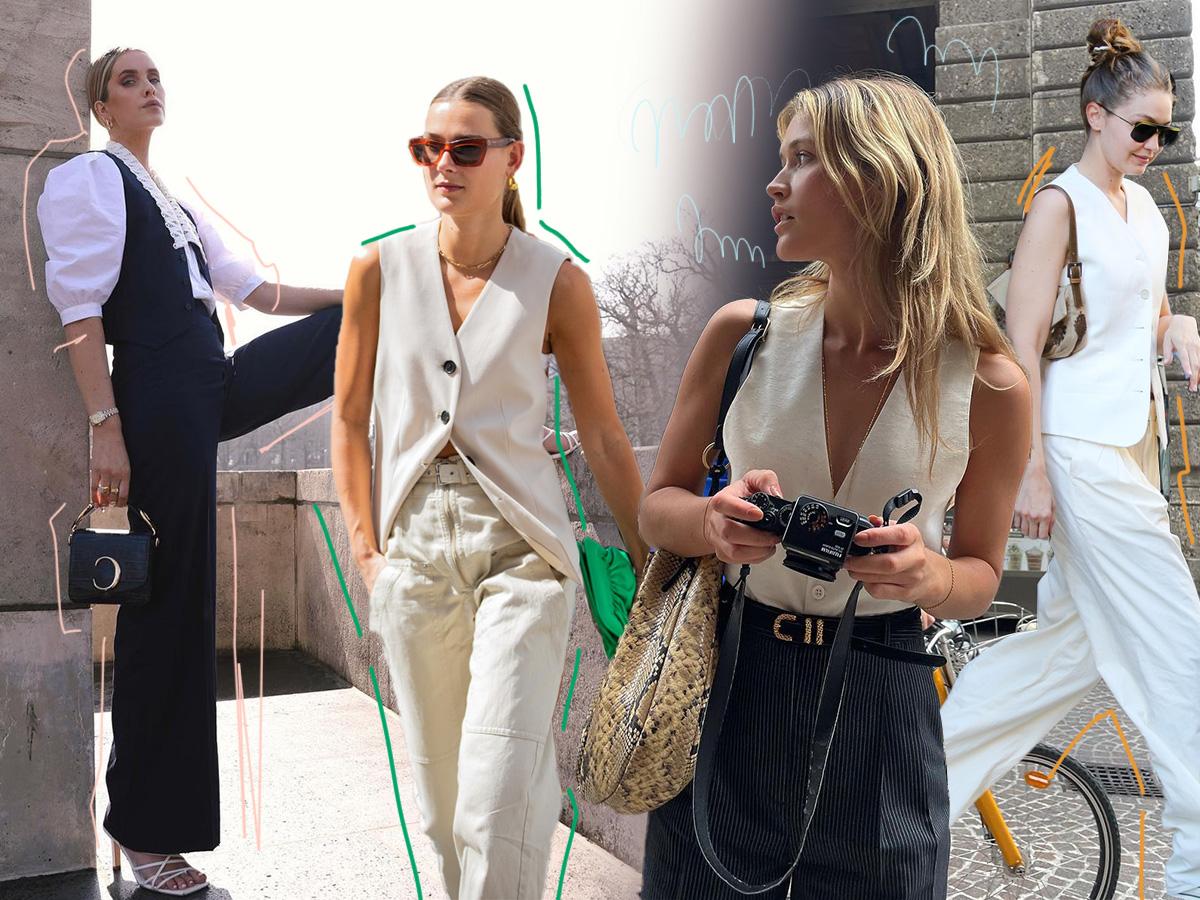 Γιλέκο: Το κομμάτι που αγαπάνε οι fashionistas! Εσύ;