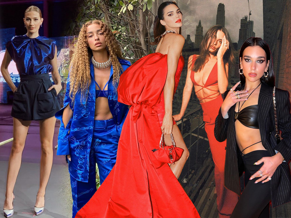 Celebrity σύνολα που ξεχώρισαν στο Instagram αυτή την εβδομάδα