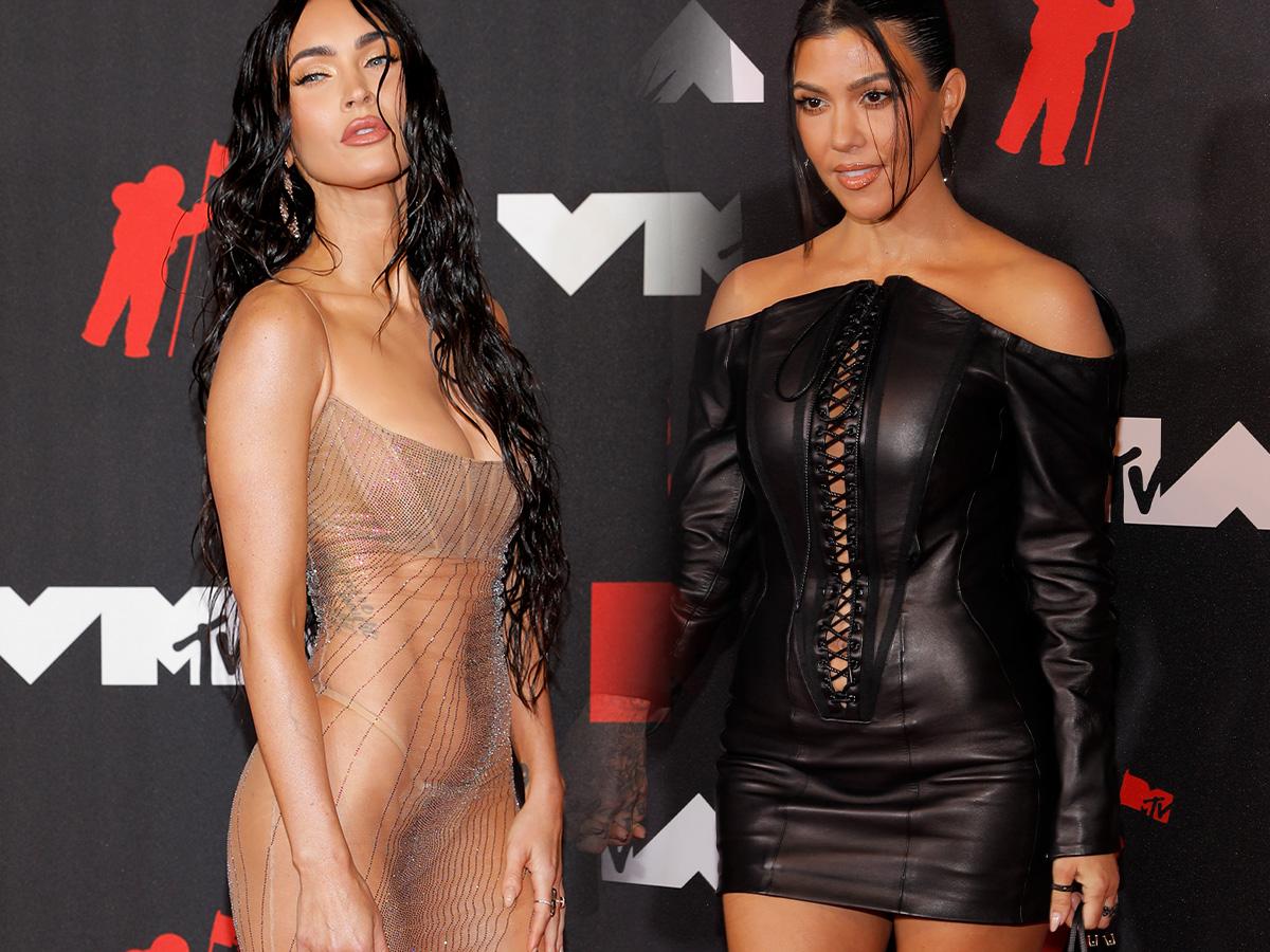 Kourtney Kardashian και Μegan Fox ποζάρουν πρώτη φορά μαζί σε καμπάνια