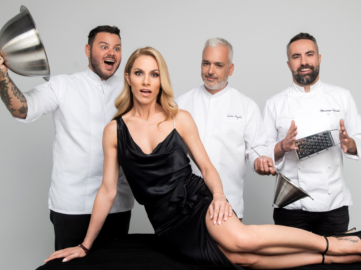 Game Of Chefs: Το ψάρι που θα προκαλέσει… πανικό στους κριτές – Όσα θα δούμε απόψε στον ANT1