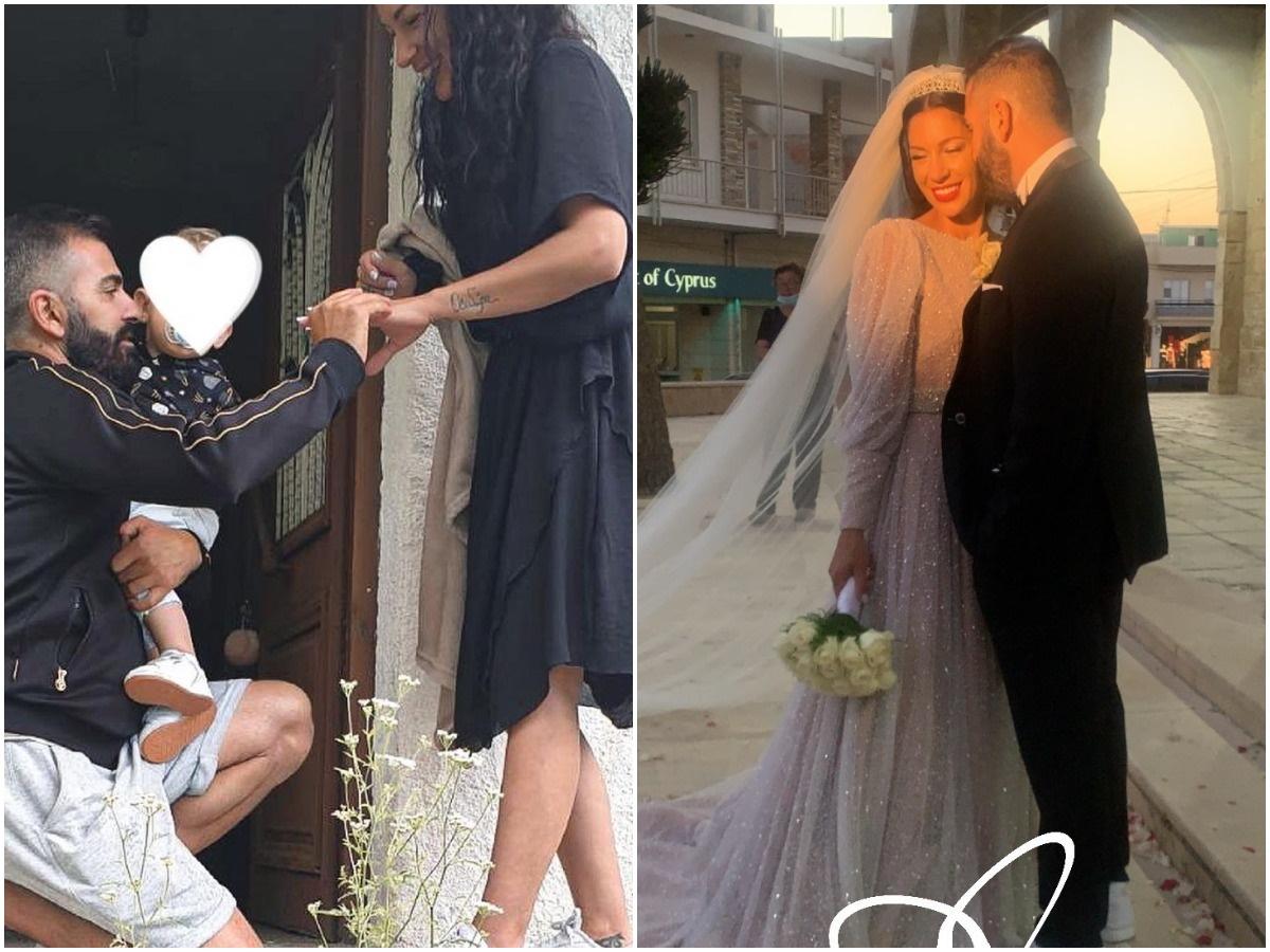 Power of Love: Παντρεύτηκε πρώην παίκτρια του ριάλιτι: Φωτογραφίες – Βίντεο