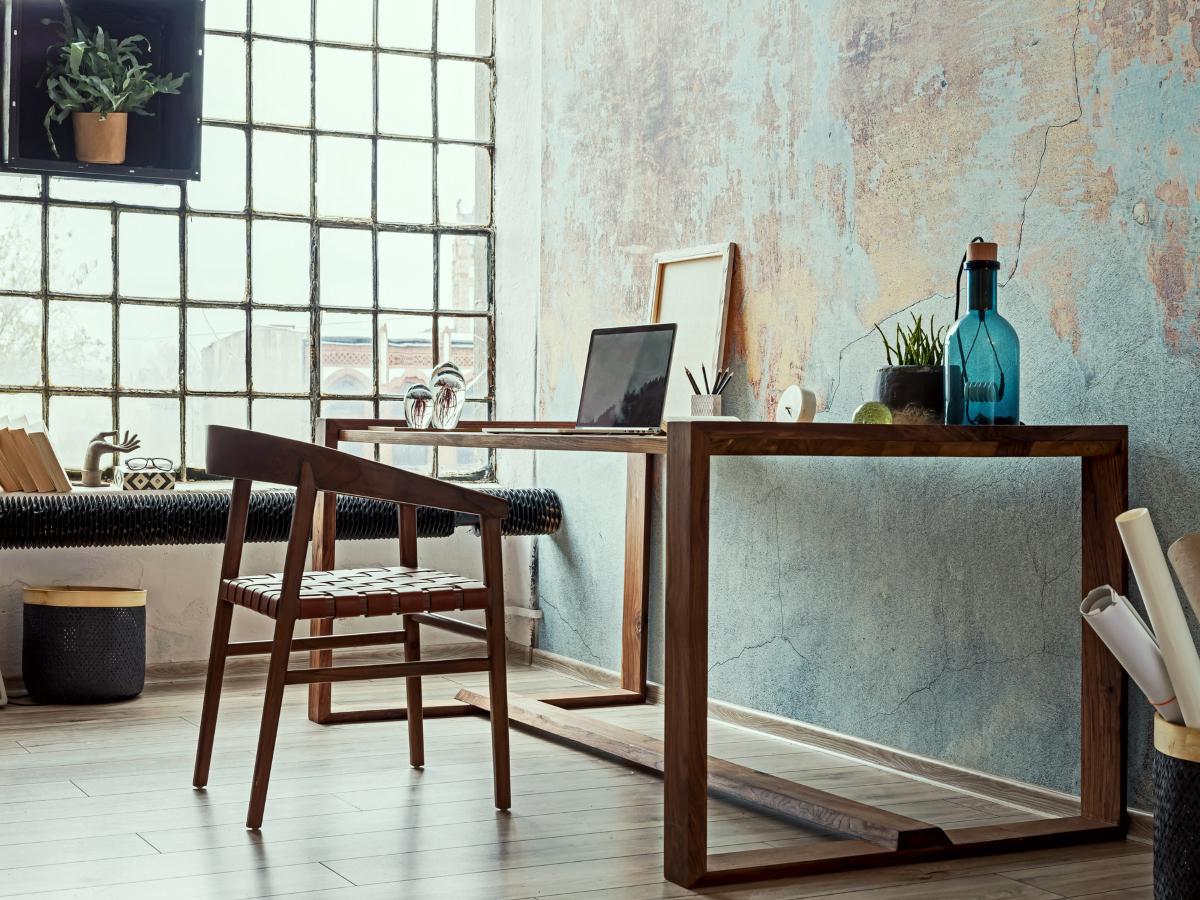 Γραφείο στο σπίτι: Τα χαρακτηριστικά που πρέπει να έχει