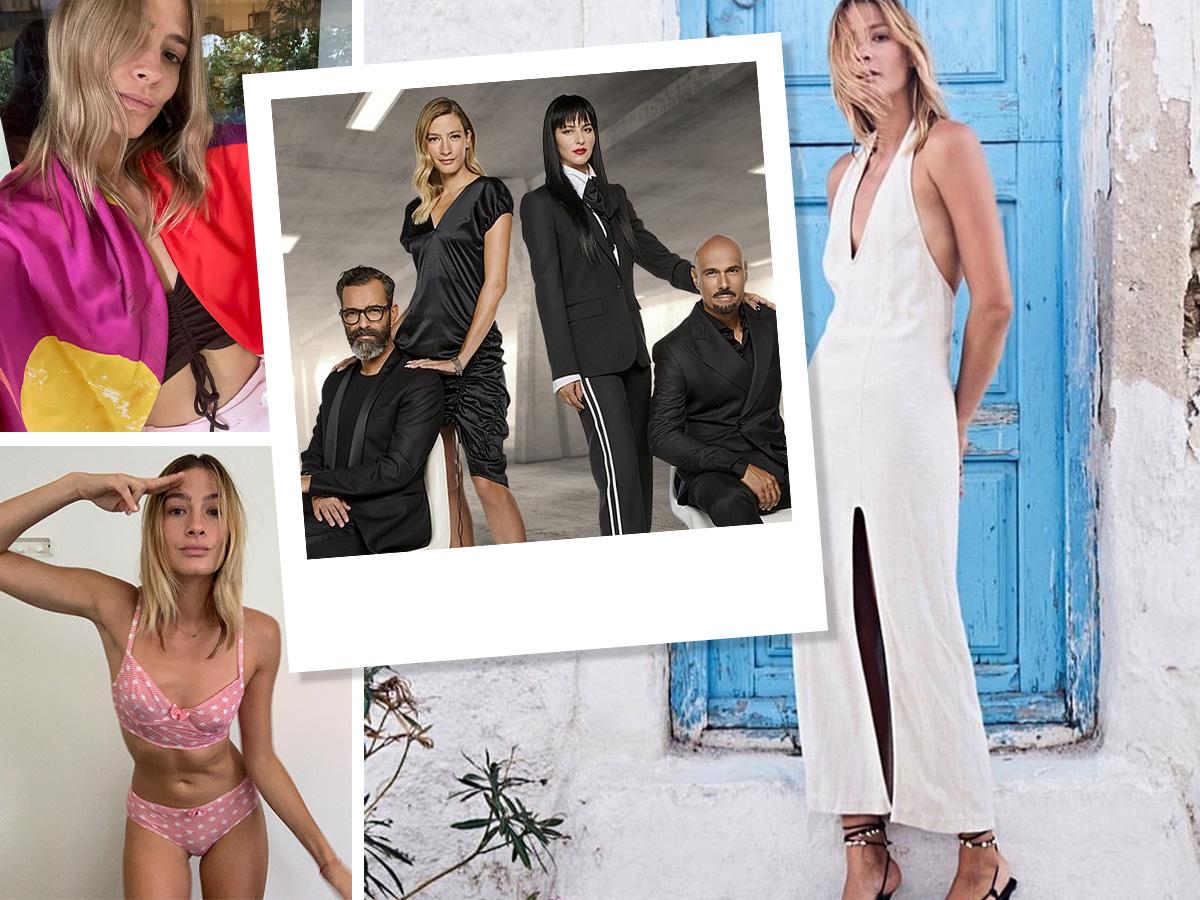 GNTM – Ισμήνη Παπαβλασοπούλου: Το who is who της νέας κριτή του reality μόδας – Η ζωή στο Λος Άντζελες και το τηλεοπτικό της ντεμπούτο