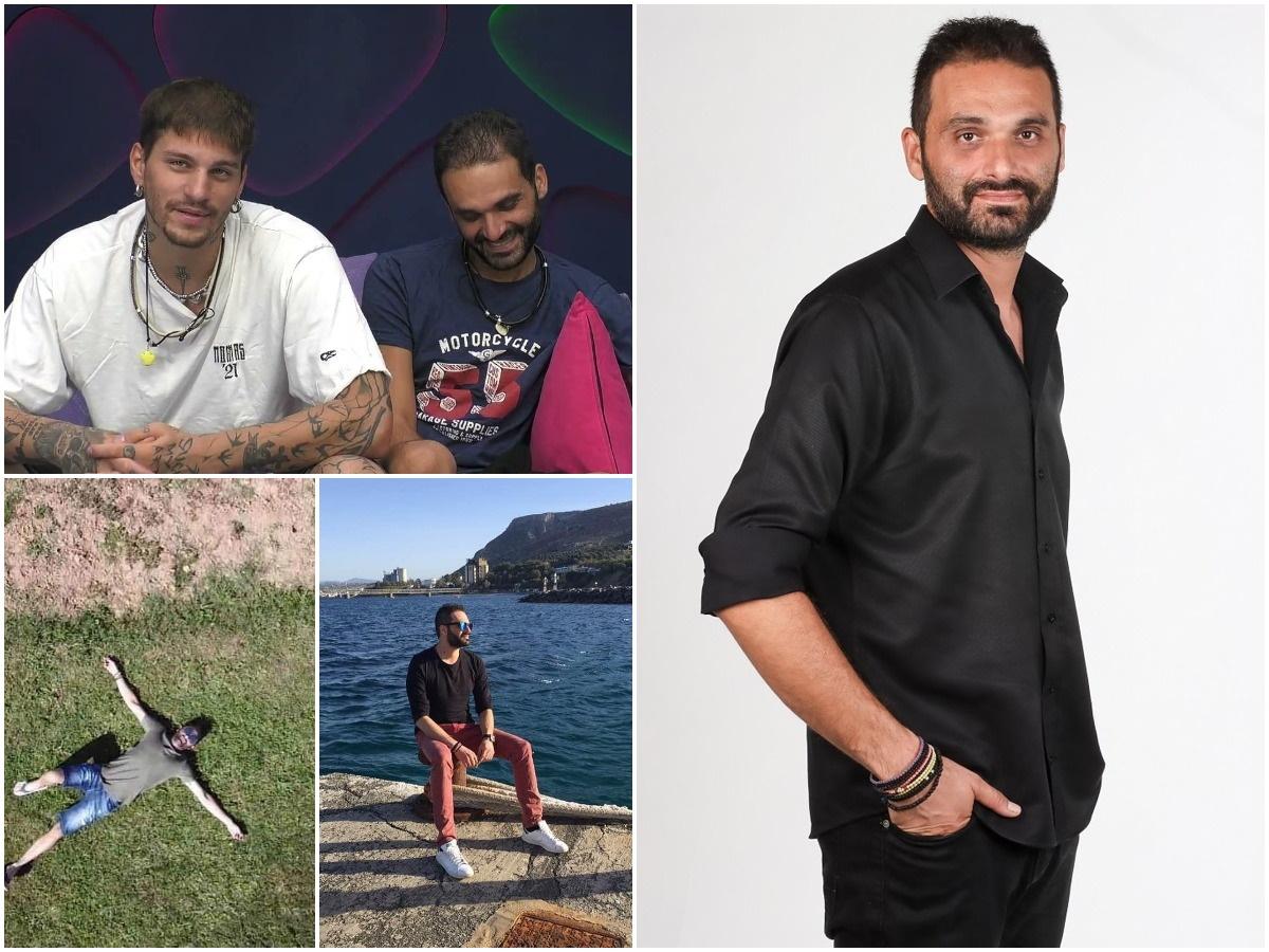 Κώστας Στυλιανάκης: Όσα δεν γνώριζες για τον κρητικό του Big Brother που θέλει να γίνει κολλητός του Μιλάτου