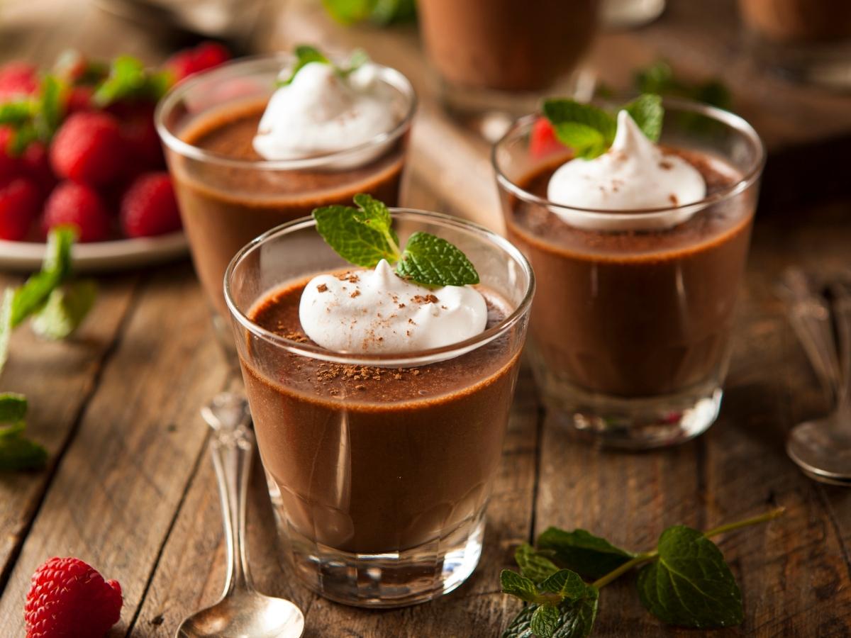 Συνταγή για light μους σοκολάτα χωρίς ζάχαρη
