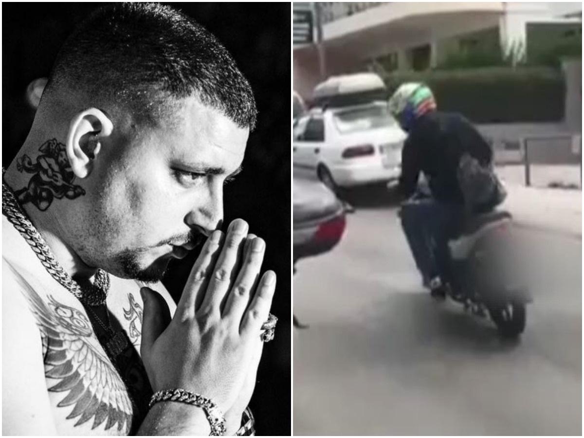 Mad Clip: Στο τμήμα τροχαίας ο πατέρας του, μία  εβδομάδα μετά το δυστύχημα