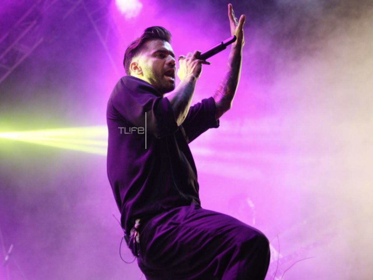 Onirama: Ξεσήκωσαν το αθηναϊκό κοινό σε μια μοναδική συναυλία στην Τεχνόπολη – Φωτογραφίες