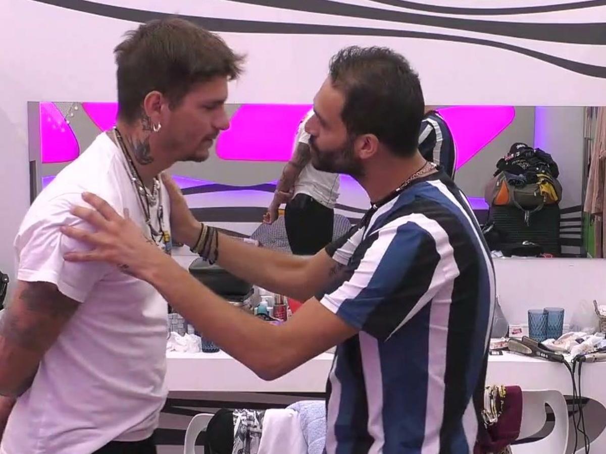 "Big Brother: Κώστας και Στηβ σε νέα σύγκρουση – ""Σου το έδωσα από την καρδιά μου"""