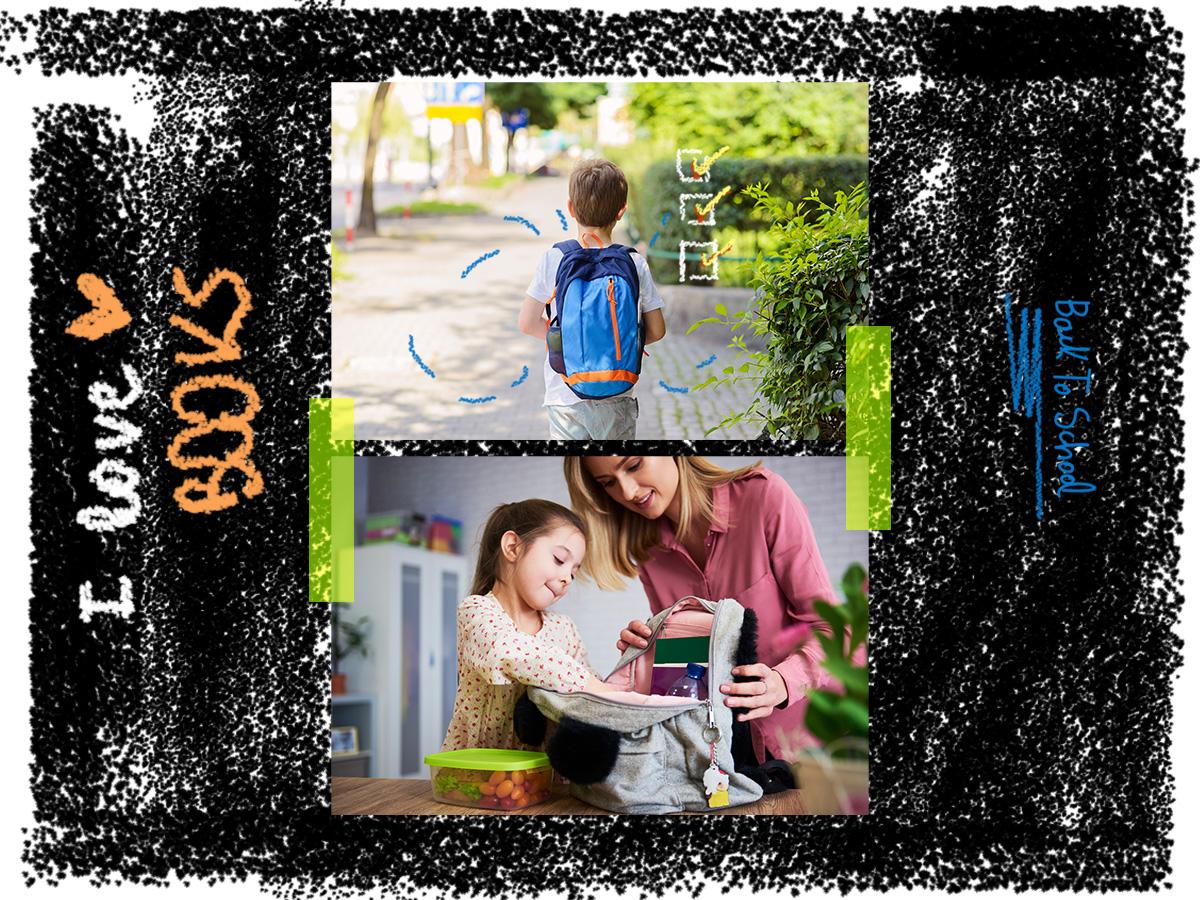 Σχολική τσάντα: Τα 10 πράγματα που πρέπει οπωσδήποτε να βάλεις μέσα