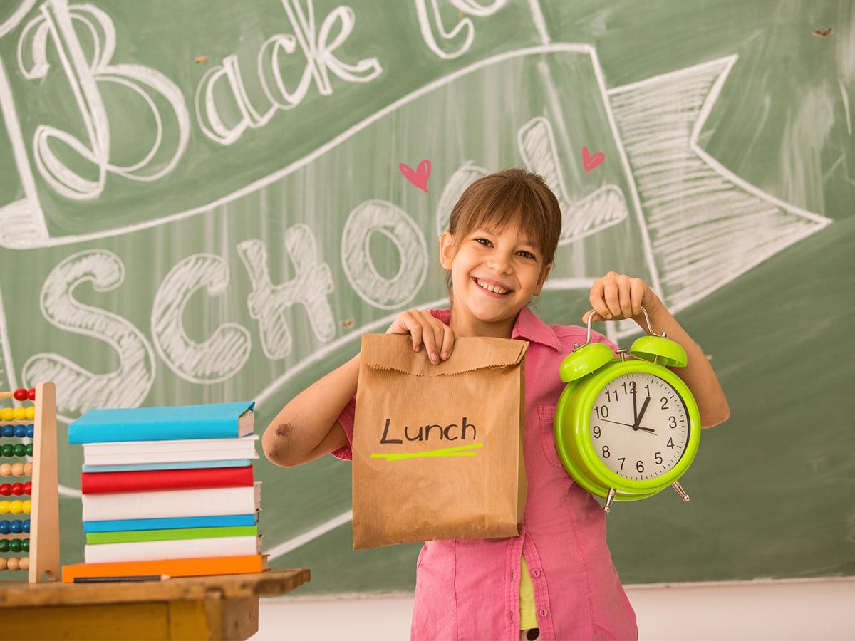 Το σχολείο αρχίζει ξανά: Ιδέες για θρεπτικό κολατσιό