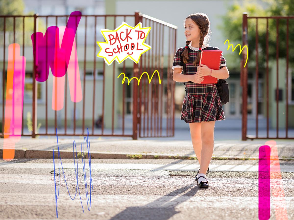 5 συμβουλές για την πρώτη μέρα στο σχολείο