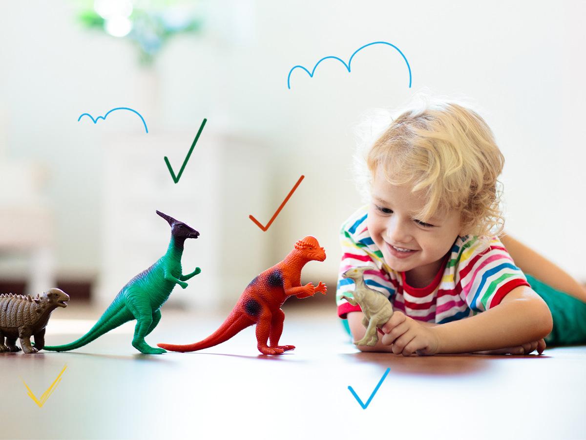 Παιδικά αντικείμενα: Πώς θα μάθεις στο μικρό σου να τα προσέχει και να μην ξεχνάει πού τα αφήνει