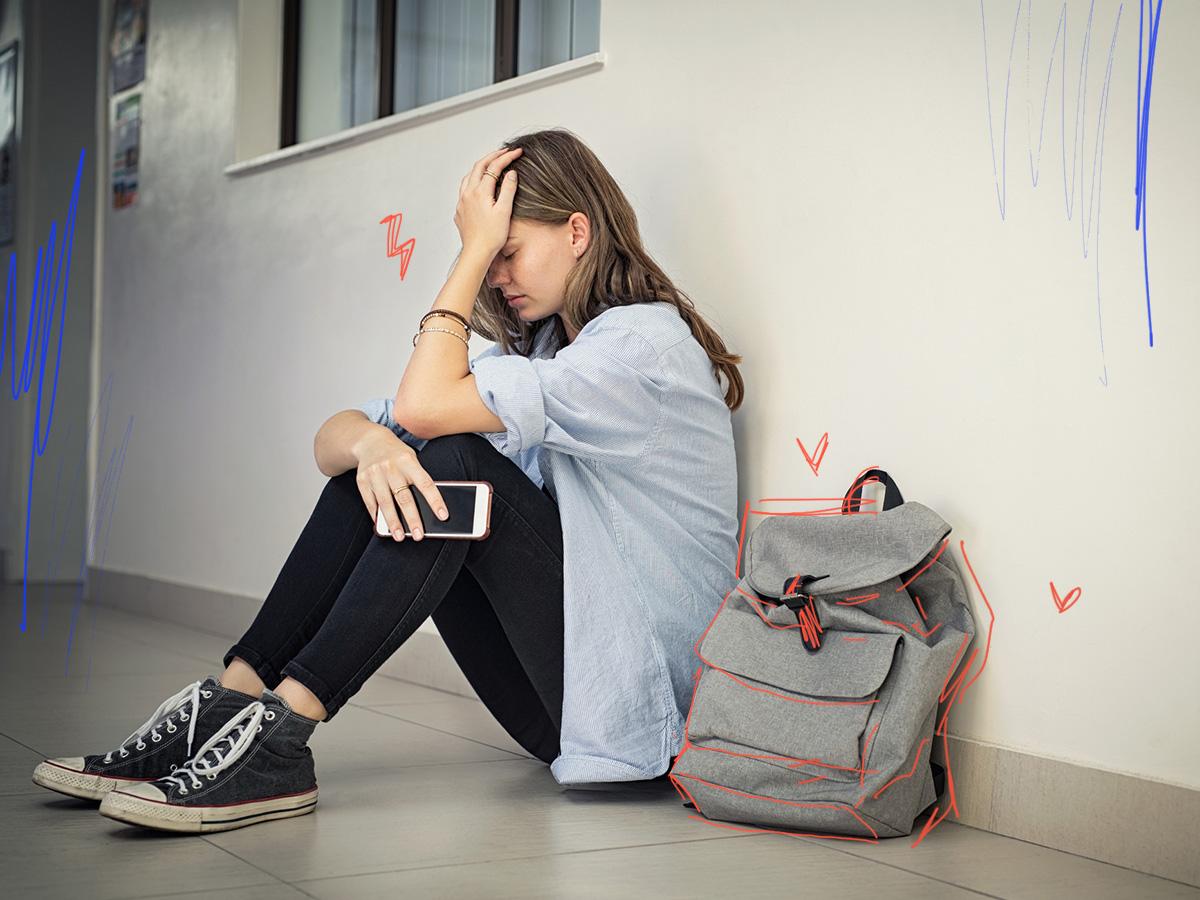Παιδί στην εφηβεία: Τι να κάνεις αν δεν θέλει να πάει σχολείο