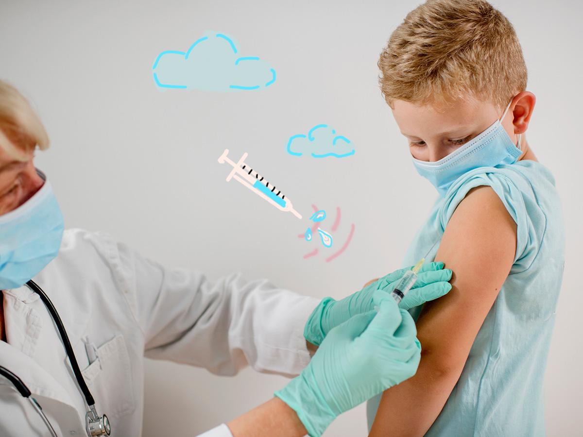 Εμβόλιο κατά του κορονοϊού: Ποιες οι πιο συνηθισμένες παρενέργειες στα παιδιά