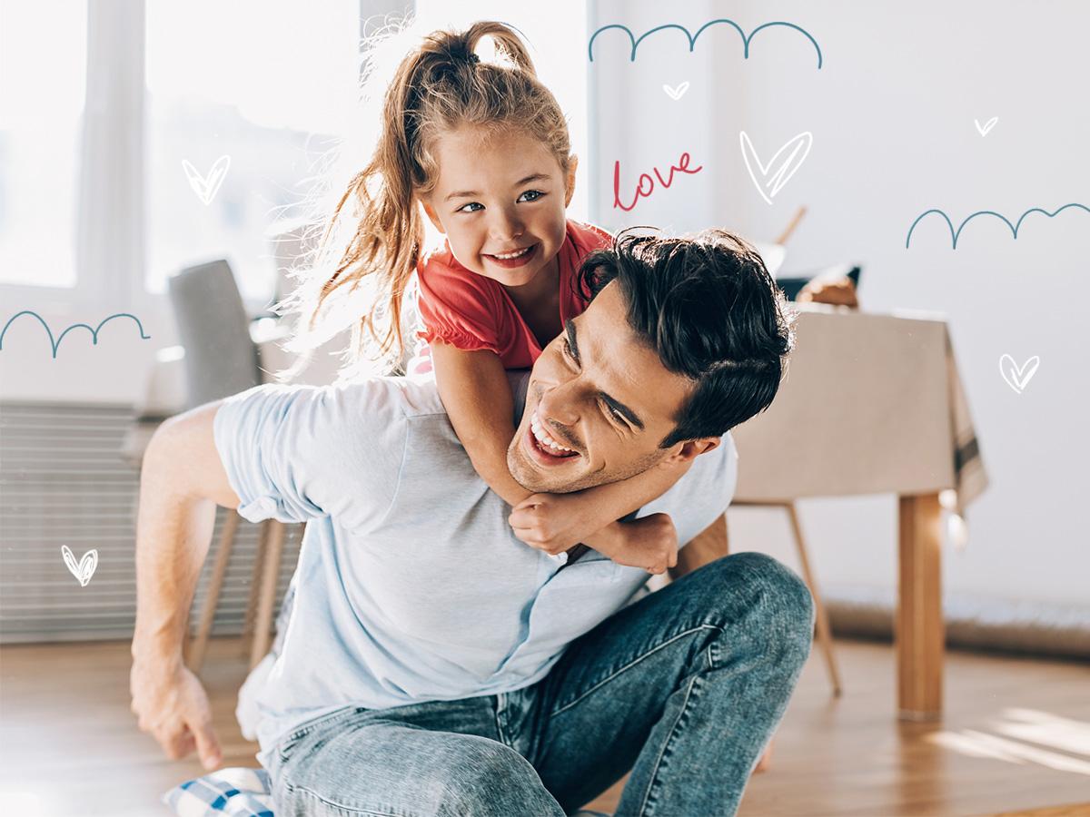 Μπαμπάς και κόρη: 5 πράγματα που μπορεί να κάνει για να την εμπνεύσει και να έρθουν πιο κοντά