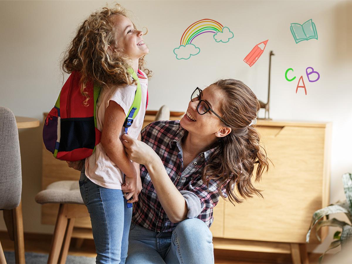 Το παιδί δεν θέλει να πάει σχολείο: Οι φράσεις που θα του αλλάξουν τη διάθεση